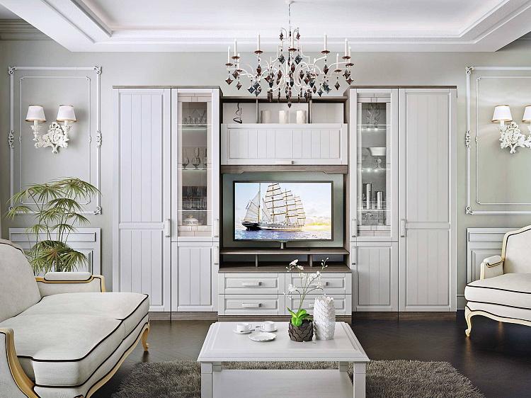 Гостиная: как выбрать мебель